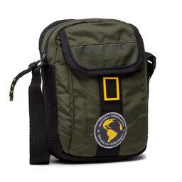 National Geographic Плоска сумка National Geographic Utility Bag N16983.11 Khaki