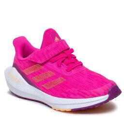 adidas Взуття adidas Eq21 Run El K GY2744 Shock Pink/Acid Orange/Sonic Fuchsia 1