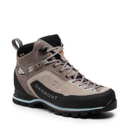 Garmont Трекінгові черевики Garmont Vetta Gtx GORE-TEX 000274 Warm Grey/Light Blue