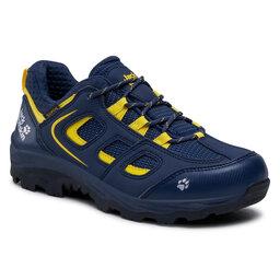Jack Wolfskin Трекінгові черевики Jack Wolfskin Vojo Texapore Low K 4042191 Blue/Yellow