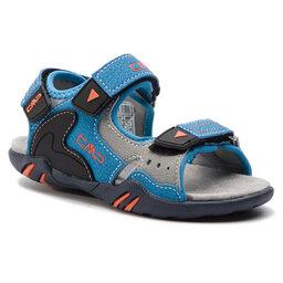 CMP Basutės CMP Kids Alphard Hiking Sandal 39Q9614 Cyano/Orange 25MC