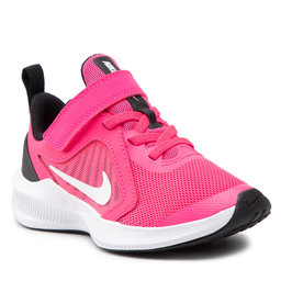 Nike Взуття Nike Downshifter 10 (PSV) CJ2067 601 Hyper Pink/White/Black