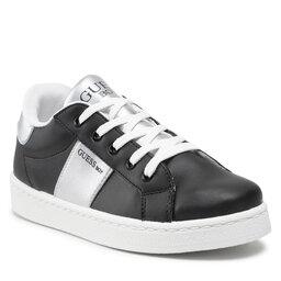 Guess Laisvalaikio batai Guess FJLUC8 ELE12 BLKMU