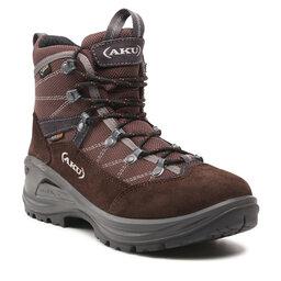Aku Трекінгові черевики Aku 345 Cimon Gtx GORE-TEX Brown 050