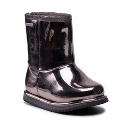 EMU Australia Взуття EMU Australia Brumby Gloss K12605 Dark Silver