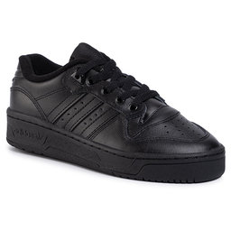 adidas Взуття adidas Rivalry Low J EG3637 Cblack/Cblack/Ftwwht