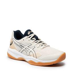 Asics Batai Asics Gel-Court Hunter 2 1072A065 Cream/Cream 101
