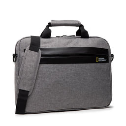 National Geographic Сумка дла ноутбука National Geographic Brief Case N13106.22 Light Grey