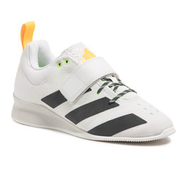adidas Взуття adidas adipower Weightlifting II FU8165 Crystal White/Grey Six/Solar Gold