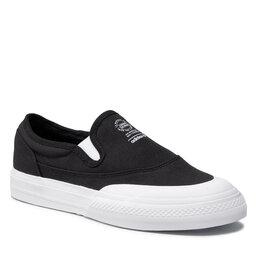 adidas Batai adidas Nizza Rf Slip S23722 Cblack/Cblack/Ftwwht