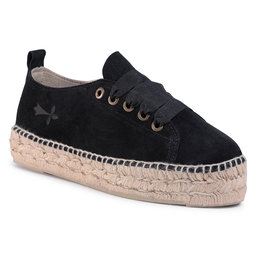 Manebi Espadrilės Manebi Sneakers D K 1.0 E0 Black