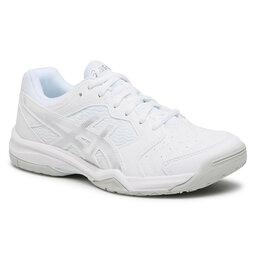 Asics Взуття Asics Gel-Dedicate 6 1042A067 White/Silver 101