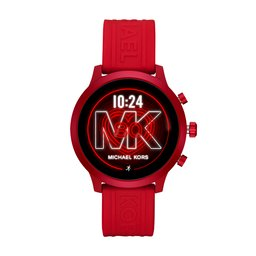 Michael Kors Išmanusis laikrodis Michael Kors Mkgo MKT5073 Red/Red