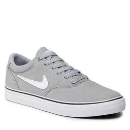 Nike Batai Nike Sb Chron 2 Cnvs DM3494 003 Wolf Grey/White/Wolf Grey