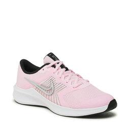 Nike Взуття Nike Downshifter 11 (Gs) CZ3949 605 Pink Foam/Metallic Silver