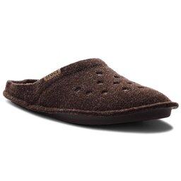Crocs Тапочки Crocs Classic Slipper 203600 Espresso/Walnut