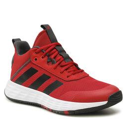 adidas Batai adidas Ownthegame 2.0 H00466 Red