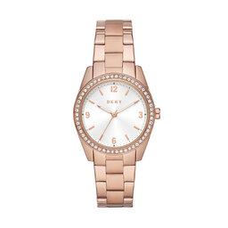 DKNY Годинник DKNY Nolita NY2902 Rose Gold
