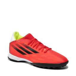 adidas Взуття adidas X Speedflow.3 TF FY3310 Red/Cblack/Solred