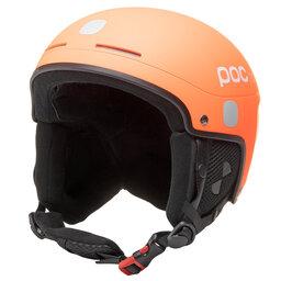 POC Slidinėjimo šalmas POC Pocito Light Helmet 10150 9050 Fluorescent Orange