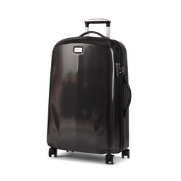 Wittchen Середня тверда валіза Wittchen 56-3P-572-10 Чорний