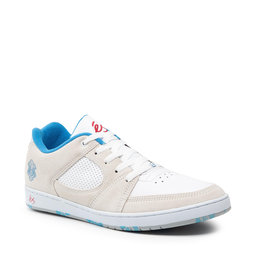 Es Снікерcи Es Accel Slim 5101000144159 White/Blue/Red