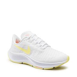 Nike Взуття Nike Air Zoom Pegasus 37 BQ9647 105 White/Lt Zitron/Bright Mango
