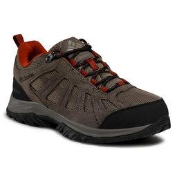 Columbia Трекінгові черевики Columbia Redmond III Waterproof BM0169 Pebble/Dark Sienna 227