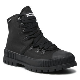 Palladium Черевики туристичні Palladium Pallashock Hkr Hi 76896-008-M Black/Black