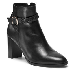 Tamaris Ботильйони Tamaris 1-25009-27 Black Leather 003
