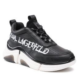 KARL LAGERFELD Снікерcи KARL LAGERFELD KL51710 Black Lthr