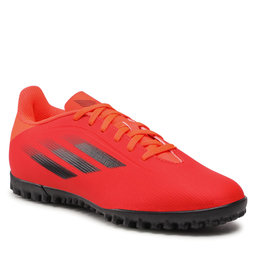 adidas Batai adidas X Speedflow.4 Tf FY3336 Red/Cblack/Solred
