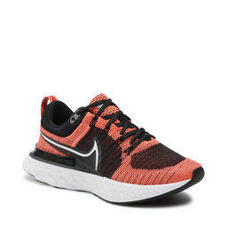 Nike Взуття Nike React Infinity Run Fk 2 CT2423 800 Bright Mango/ White/Black