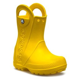 Crocs Guminiai batai Crocs Handle It Rain 12803 Yellow