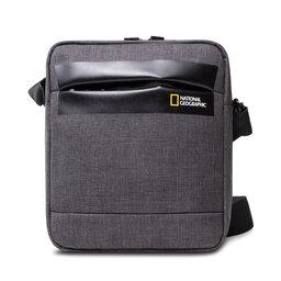 National Geographic Плоска сумка National Geographic Stream N13112.89 Anthracite