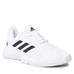adidas Batai adidas CourtJam Bounce M FY2831 Ftwwht/Cblack/Silvmt