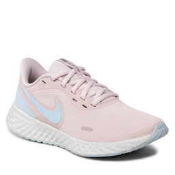 Nike Batai Nike Revolution 5 BQ3207 604 Barely Rose/Hydrogen Blue