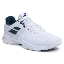 Babolat Взуття Babolat Propulse Blast Ac Men 30S20442 White/Estate Blue
