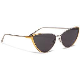 Salvatore Ferragamo Сонцезахисні окуляри Salvatore Ferragamo SF206S Palladium/Gol 050