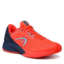 Head Batai Head Revolt Pro 3.5 Clay 273111 Neon Red/Dress Blue