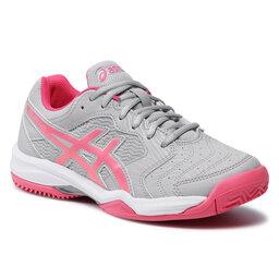 Asics Взуття Asics Gel-Dedicate 6 Clay 1042A073 Oyster Grey/Pink Cameo 021