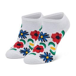 Freakers Низькі жіночі шкарпетки Freakers SDSTO-WHR Білий