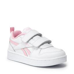 Reebok Взуття Reebok Royal Prime 2.0 2V H04961 Ftwwht/Ftwwht/Pnkglw