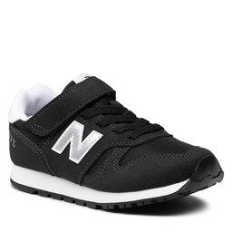New Balance Laisvalaikio batai New Balance YV373KB2 Juoda