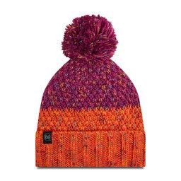 Buff Kepurė Buff Knitted & Fleece Hat 117851.502.10.00 Janna Fuchsia