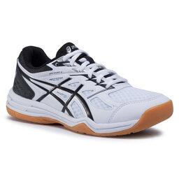 Asics Взуття Asics Upcourt 4 Gs 1074A027 White/Black 100