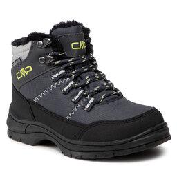 CMP Turistiniai batai CMP Kids Annuuk Snow Boot Wp 31Q4954 Titanio U911