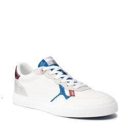 Pepe Jeans Кросівки Pepe Jeans Kenton Wave PLS31236 White 800