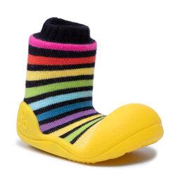 Attipas Тапочки Attipas AR05 Yellow Rainbow