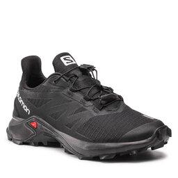 Salomon Взуття Salomon Supercross 3 Gtx GORE-TEX 414496 26 W0 Black/Black/Black